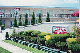 Crest Motor Inn - Accommodation Mermaid Beach