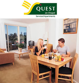 Quest On Chapel - Accommodation Mermaid Beach
