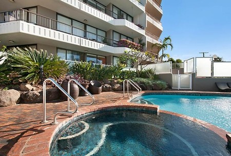 Bougainvillea Apartments - Accommodation Mermaid Beach