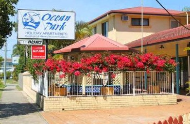 Ocean Park Motel and Holiday Apartments - Accommodation Mermaid Beach