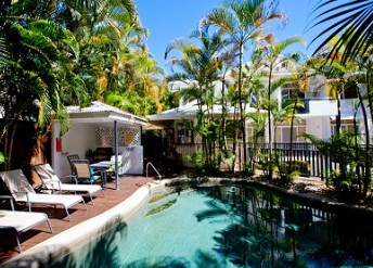 Tropic Sands - Accommodation Mermaid Beach