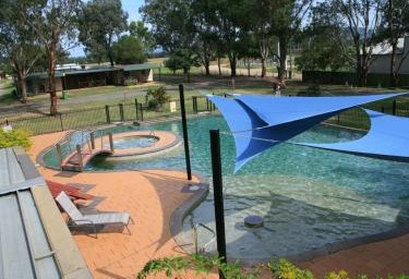 Valley Vineyard Tourist Park - Accommodation Mermaid Beach
