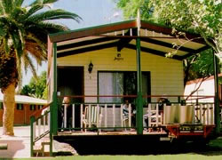 Swan Hill Riverside Caravan Park - Accommodation Mermaid Beach