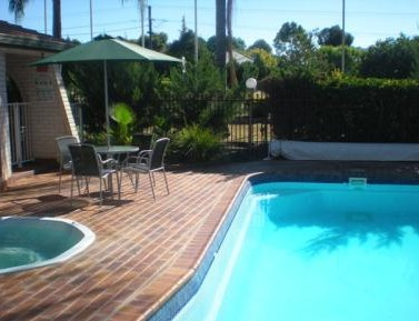 Tamworth Motor Inn - Accommodation Mermaid Beach