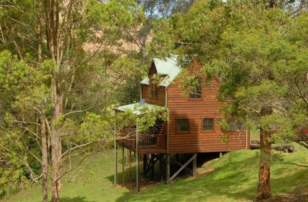 Hookes Creek Forest Retreat - Accommodation Mermaid Beach