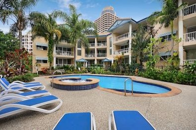 Surfers Beach Holiday Apartments - Accommodation Mermaid Beach