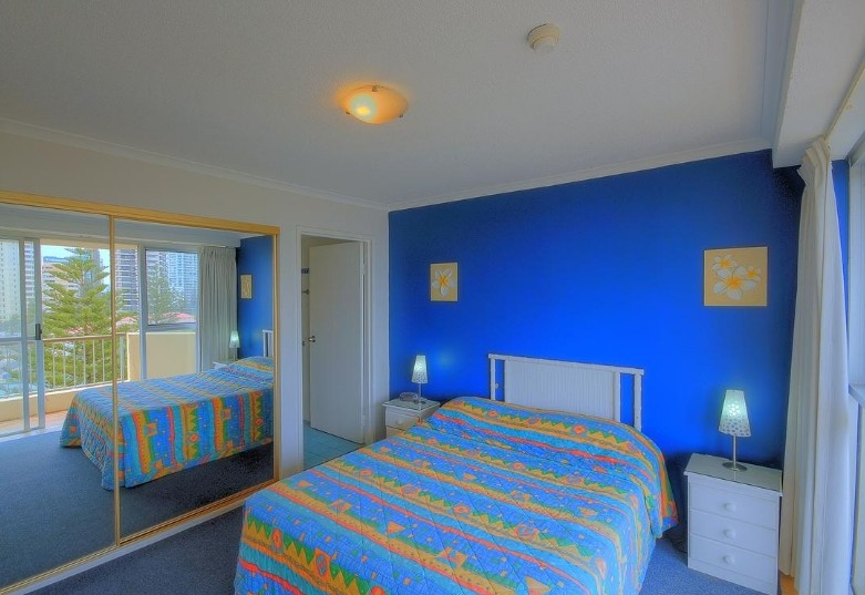 Surfers Beachside Holiday Apartments - Accommodation Mermaid Beach