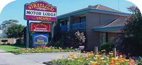 Strzelecki Motor Lodge - Accommodation Mermaid Beach