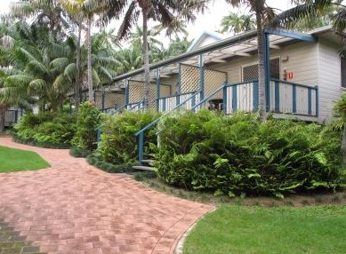 Somerset Apartments Lord Howe Island - Accommodation Mermaid Beach