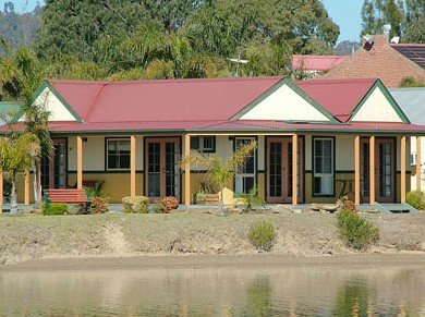 Coachhouse Marina Resort Batemans Bay - Accommodation Mermaid Beach