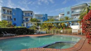 Tranquil Shores Holiday Apartments - Accommodation Mermaid Beach