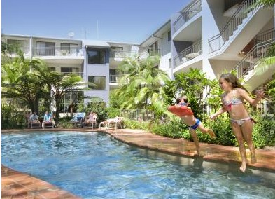 Flynns Beach Resort - Accommodation Mermaid Beach