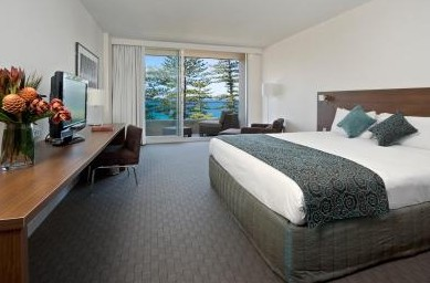Manly Pacific Sydney Managed By Novotel - Accommodation Mermaid Beach