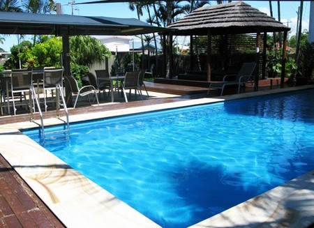 Country Plaza Motor Inn - Accommodation Mermaid Beach