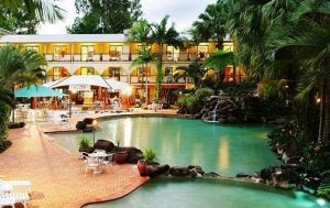 Palm Royale Cairns - Accommodation Mermaid Beach