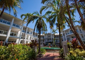 Port Douglas Beachfront Terraces - Accommodation Mermaid Beach