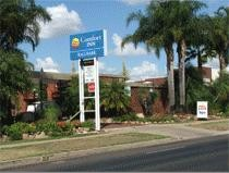 Comfort Inn Hallmark At Tamworth - Accommodation Mermaid Beach
