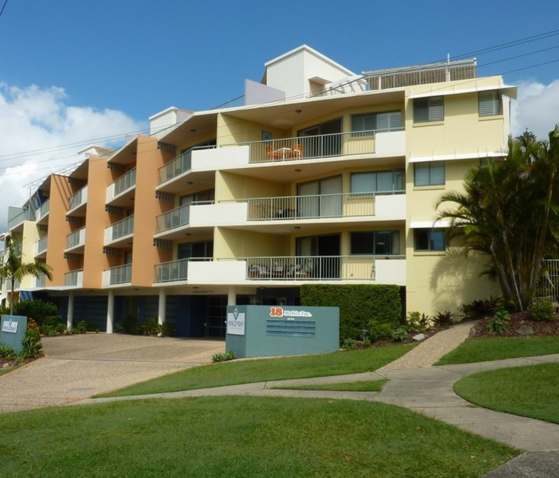 Kings Bay Apartments - Accommodation Mermaid Beach