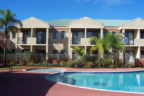 Country Comfort Inter City Perth Hotel  Apartments - Accommodation Mermaid Beach