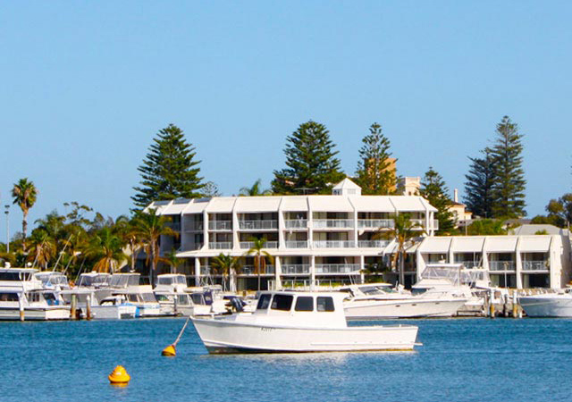 Pier 21 Apartment Hotel Fremantle - Accommodation Mermaid Beach