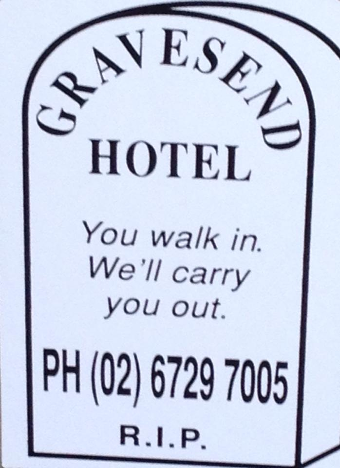 Gravesend Hotel - Accommodation Mermaid Beach