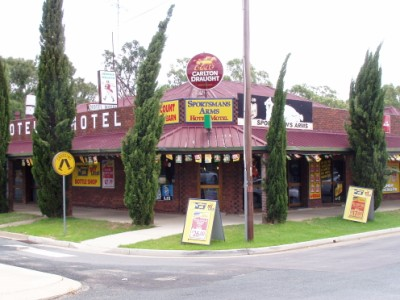 Sportsmans Arms Hotel Motel