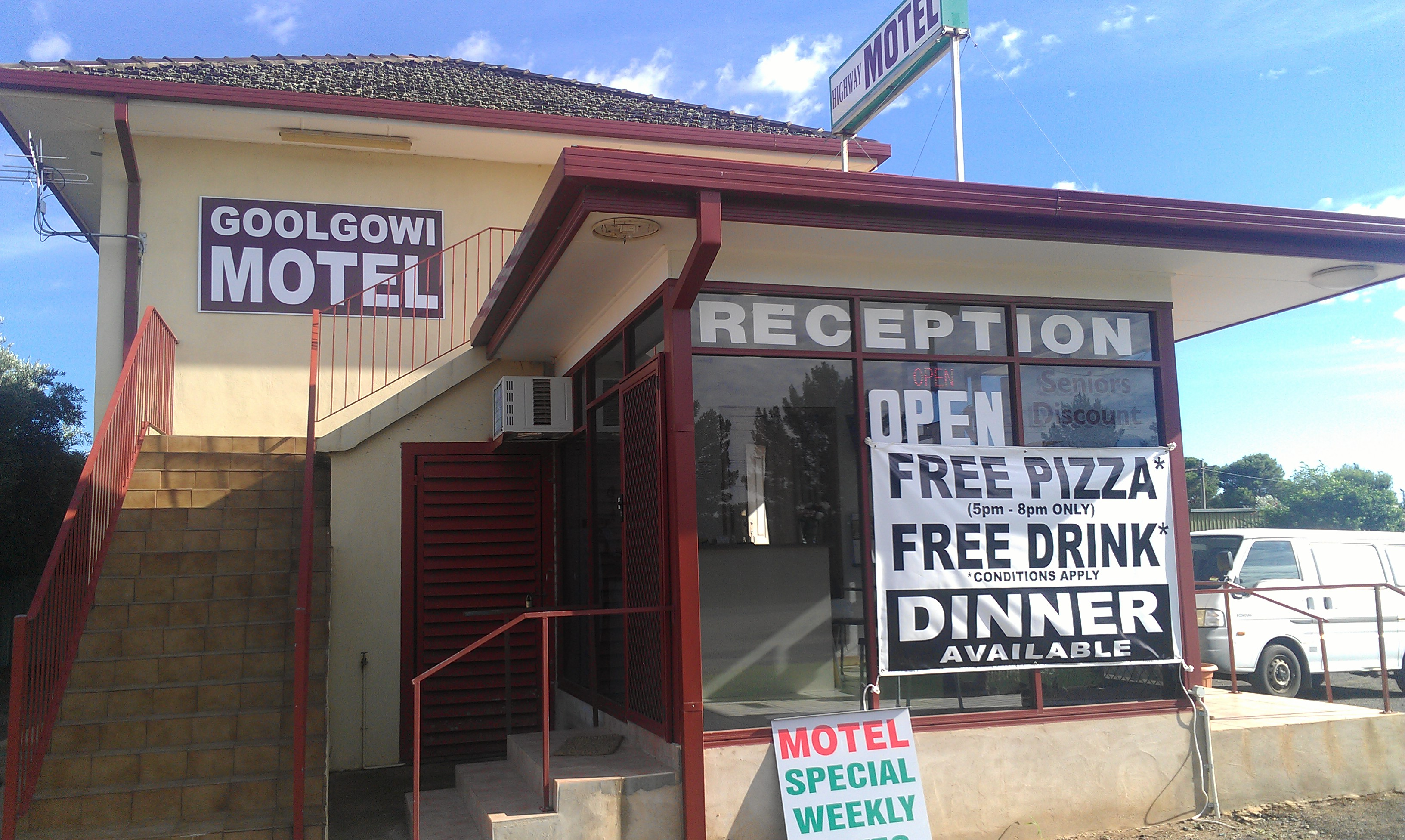 Royal Mail Hotel Goolgowi - Accommodation Mermaid Beach