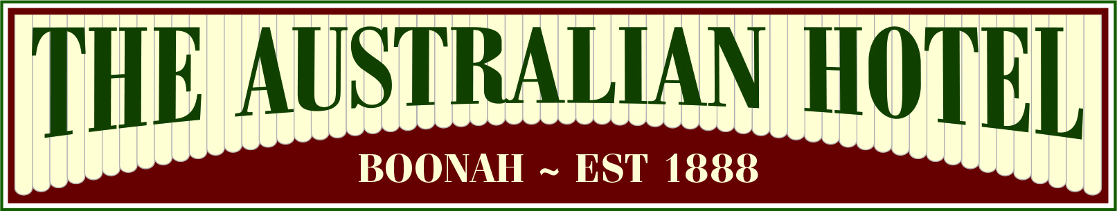 Australian Hotel - Boonah - Accommodation Mermaid Beach