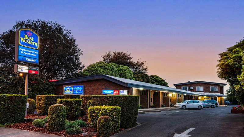 Best Western Aspen Motor Inn - Accommodation Mermaid Beach