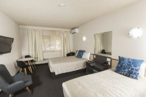 Belconnen Way Motel and Serviced Apartments - Accommodation Mermaid Beach