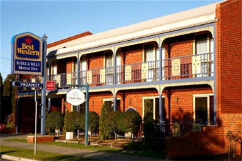 Best Western Burke amp Wills Motor Inn - Accommodation Mermaid Beach