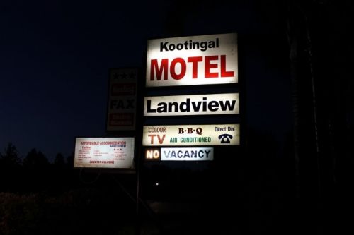Kootingal Land View Motel - Accommodation Mermaid Beach