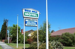 Box Hill Motel - Accommodation Mermaid Beach