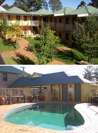 Pioneer Motel Kangaroo Valley - Accommodation Mermaid Beach