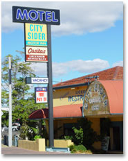City Sider Motor Inn - Accommodation Mermaid Beach