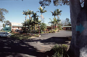 Dawson Motor Inn - Accommodation Mermaid Beach
