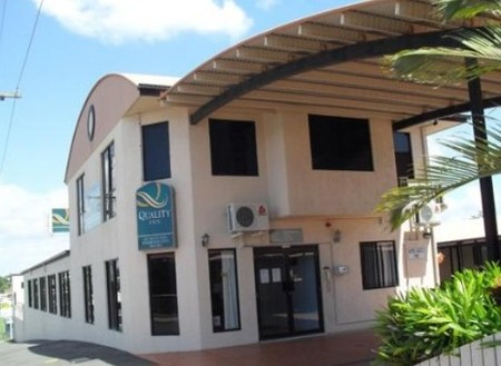 Quality Inn Harbour City - Accommodation Mermaid Beach