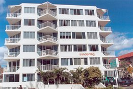 Sanderling Apartments - Accommodation Mermaid Beach