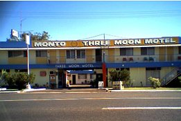 Monto Three Moon Motel - Accommodation Mermaid Beach