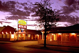 Dalby Mid Town Motor Inn - Accommodation Mermaid Beach