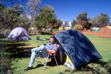 Voyages Ayers Rock Camp Ground - Accommodation Mermaid Beach