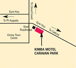 Kimba Motel Caravan Park - Accommodation Mermaid Beach