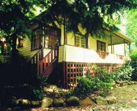 Cottages Of Mt Dandenong - Accommodation Mermaid Beach