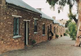 Burra Heritage Cottages - Tivers Row - Accommodation Mermaid Beach