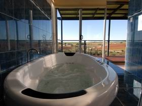 Misty Rose Barossa Chalets - Accommodation Mermaid Beach