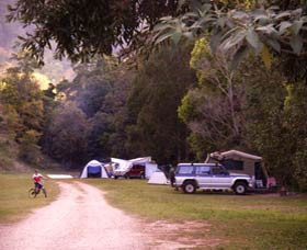 Mt Warning Holiday Park - Accommodation Mermaid Beach