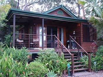 Lake Weyba Cottages Noosa - Accommodation Mermaid Beach