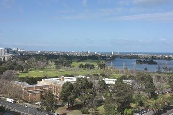 Apartments Melbourne Domain - South Melbourne - Accommodation Mermaid Beach