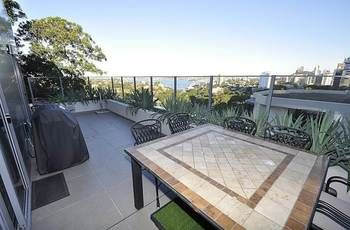 North Sydney 16 Wal Furnished Apartment