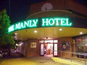 Manly Hotel The - Accommodation Mermaid Beach